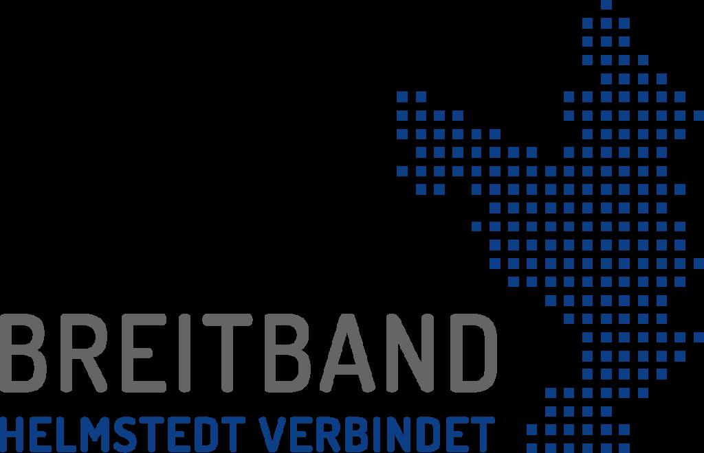 Logo Breitband - Helmstedt verbindet