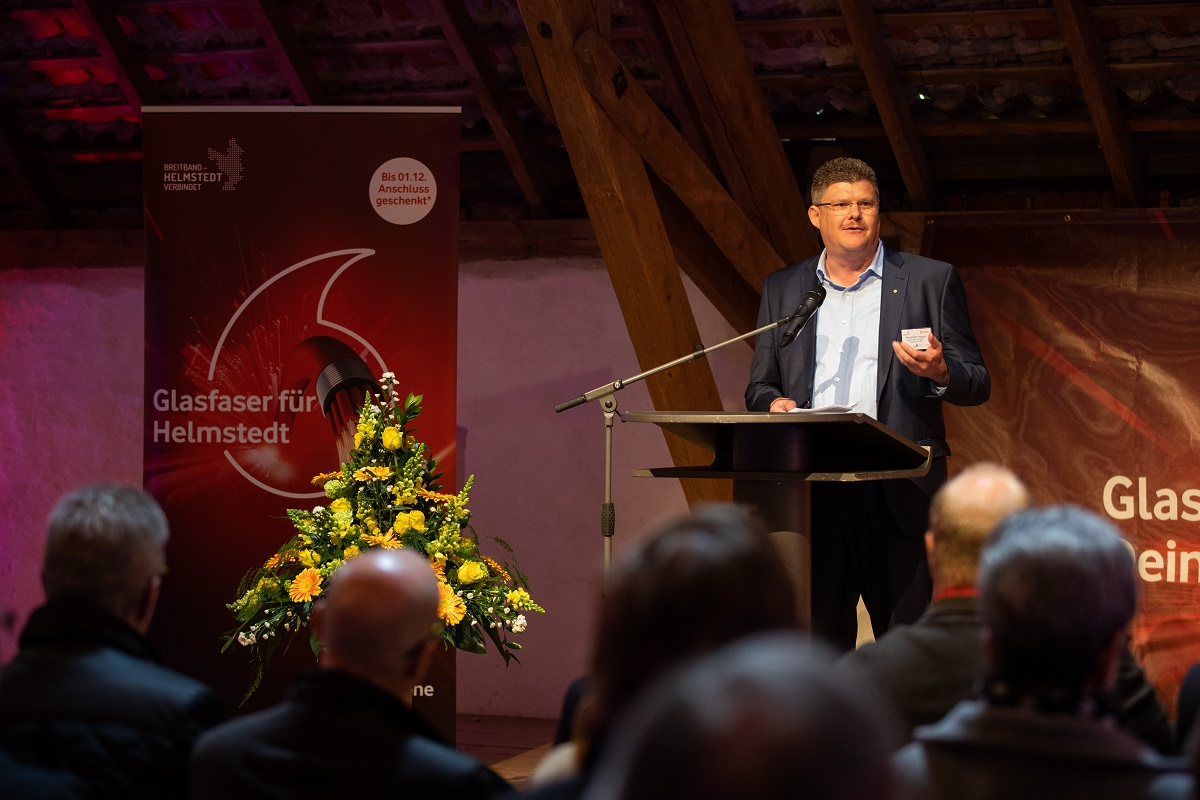 Foto: Sebastian Petersen, Philigran Studio // Alexander Hoppe, Bürgermeister der Stadt Königslutter