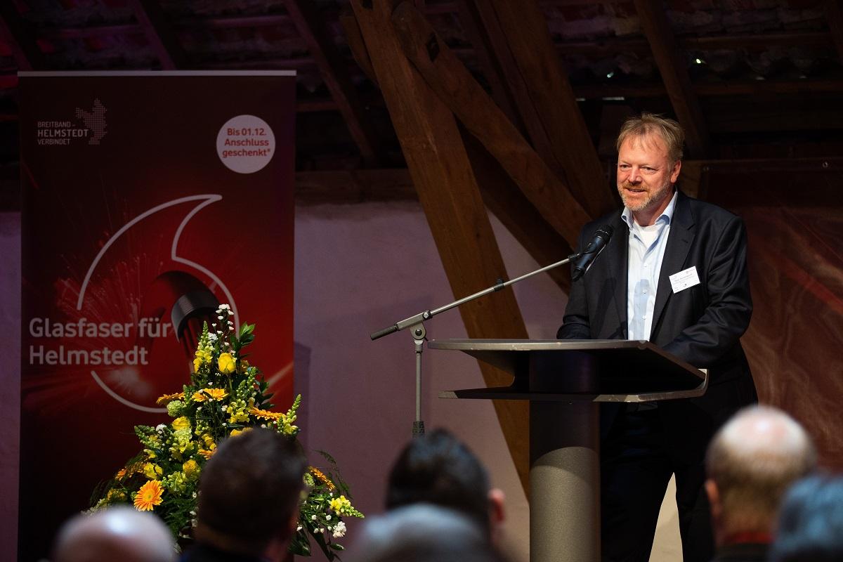 Foto: Sebastian Petersen, Philigran Studio // Peer Beyersdorff, Geschäftsführer des Breitbandzentrums Niedersachsen-Bremen